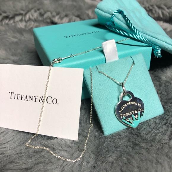 9d9d57404 Return to Tiffany Color Splash Heart Tag Necklace.  M_5ba71bb4409c153f1db4de06